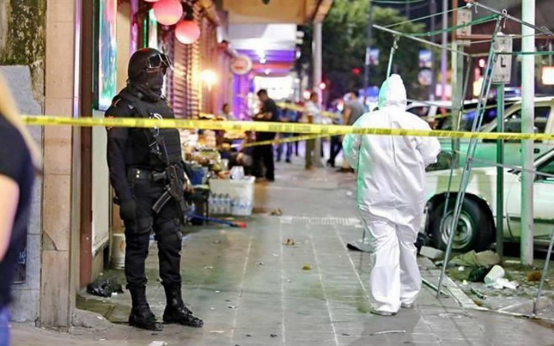 Ataques a bares por cobro de piso, atribuye Seguridad Pública de Nuevo León