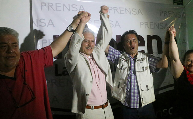 Morena se llevaría Xalapa, Coatza y Poza Rica; PAN ganaría en Veracruz y Boca del Río