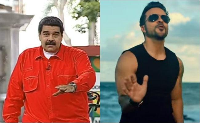 """[Video] Maduro atraerá votos para la Constituyente a paso """"Despacito"""""""