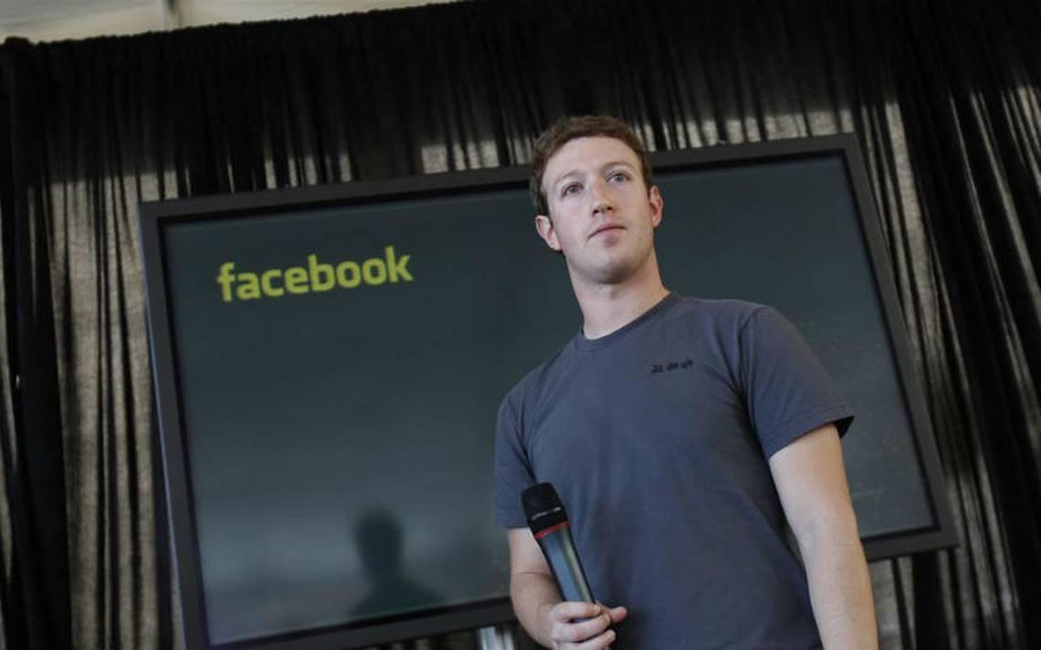 Facebook se desploma 18% en Wall Street y pierde 110 mil mdd en minutos