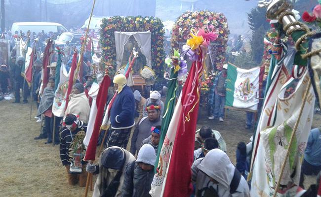 Continúa el caminar de los guadalupanos hacia el Tepeyac