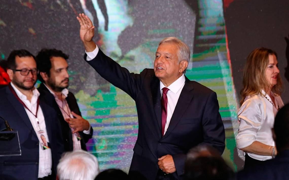 AMLO, el virtual presidente se reúne con Enrique Peña Nieto