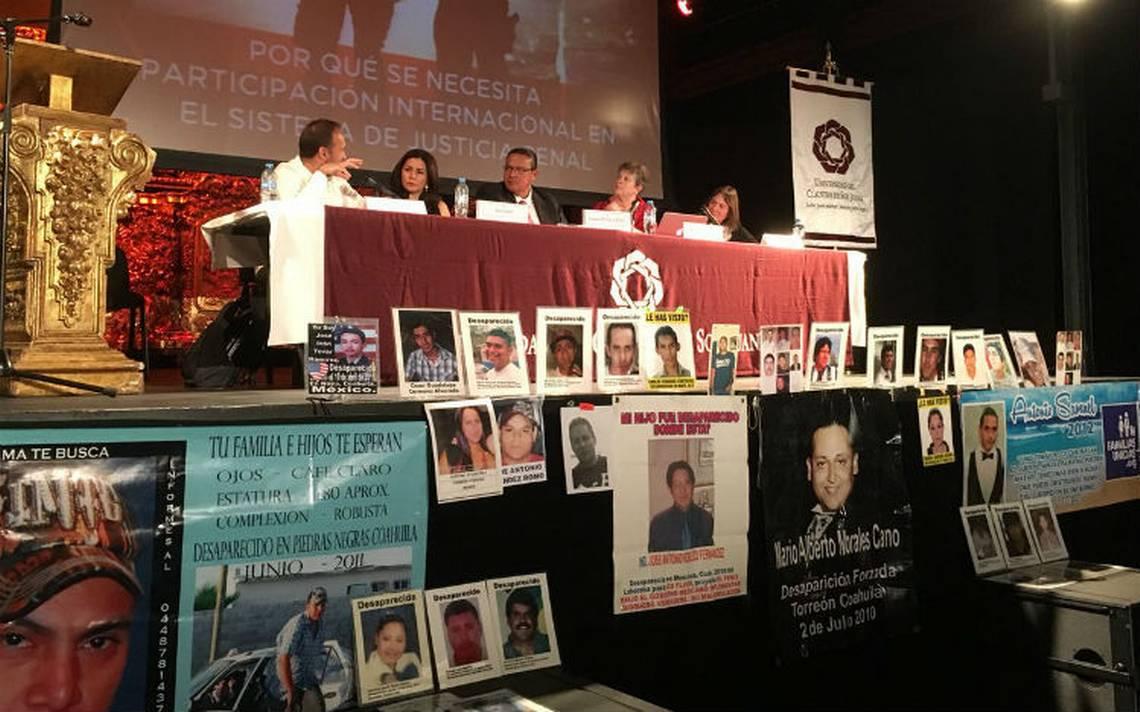 MA�xico requiere ayuda internacional para combatir impunidad y corrupciA?n: informe