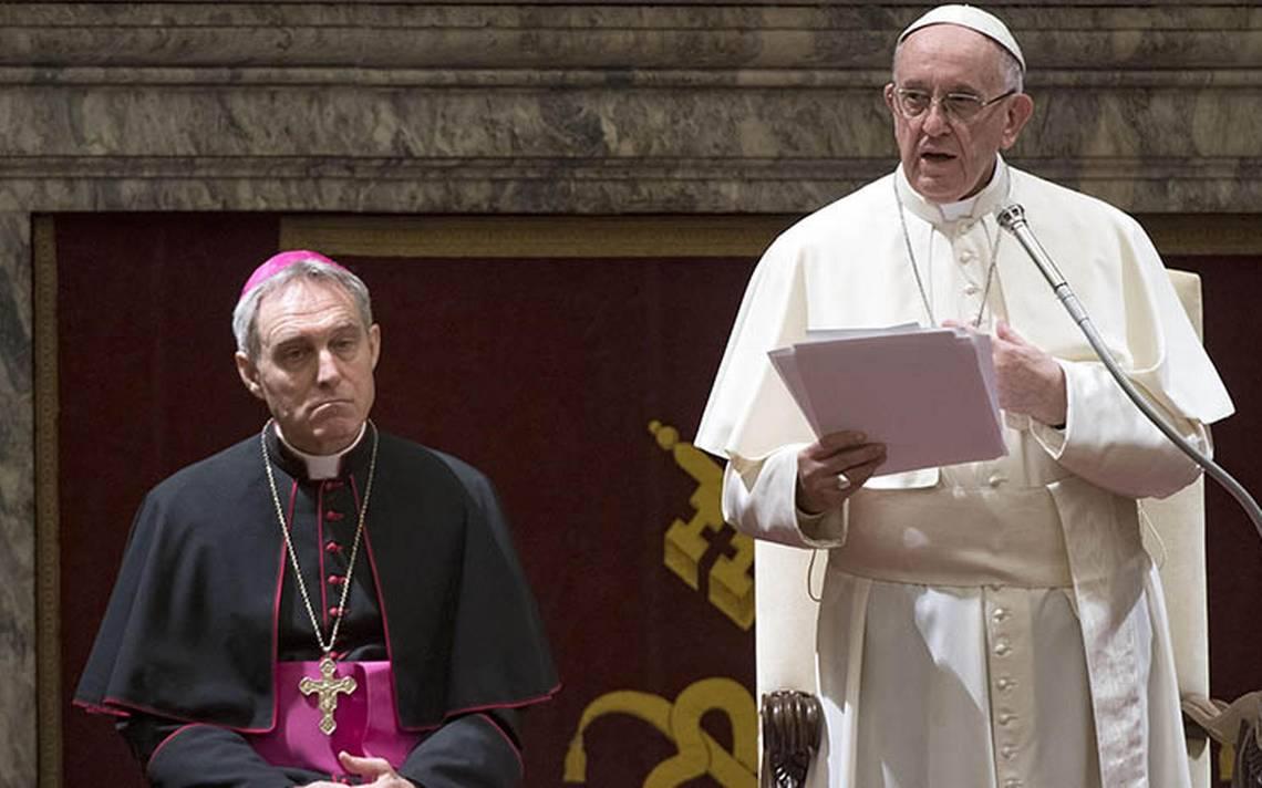 En víspera de Navidad el Papa clama por paz y liberación de secuestrados