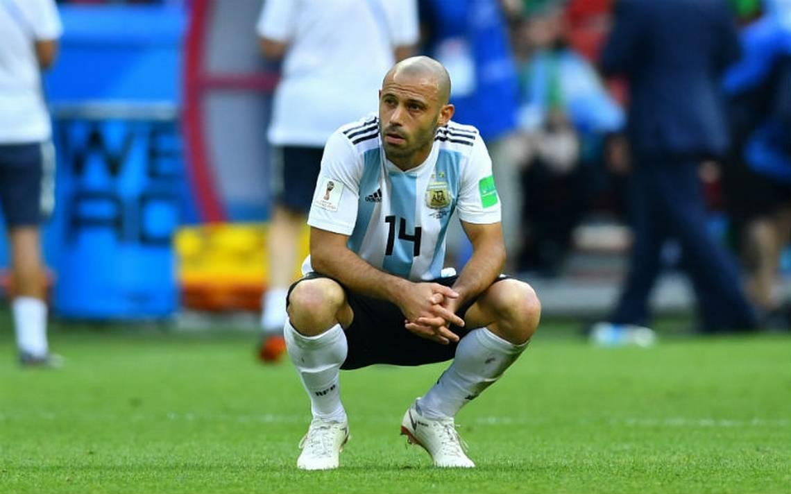 Mascherano, el jugador con más tarjetas en la historia del Mundial