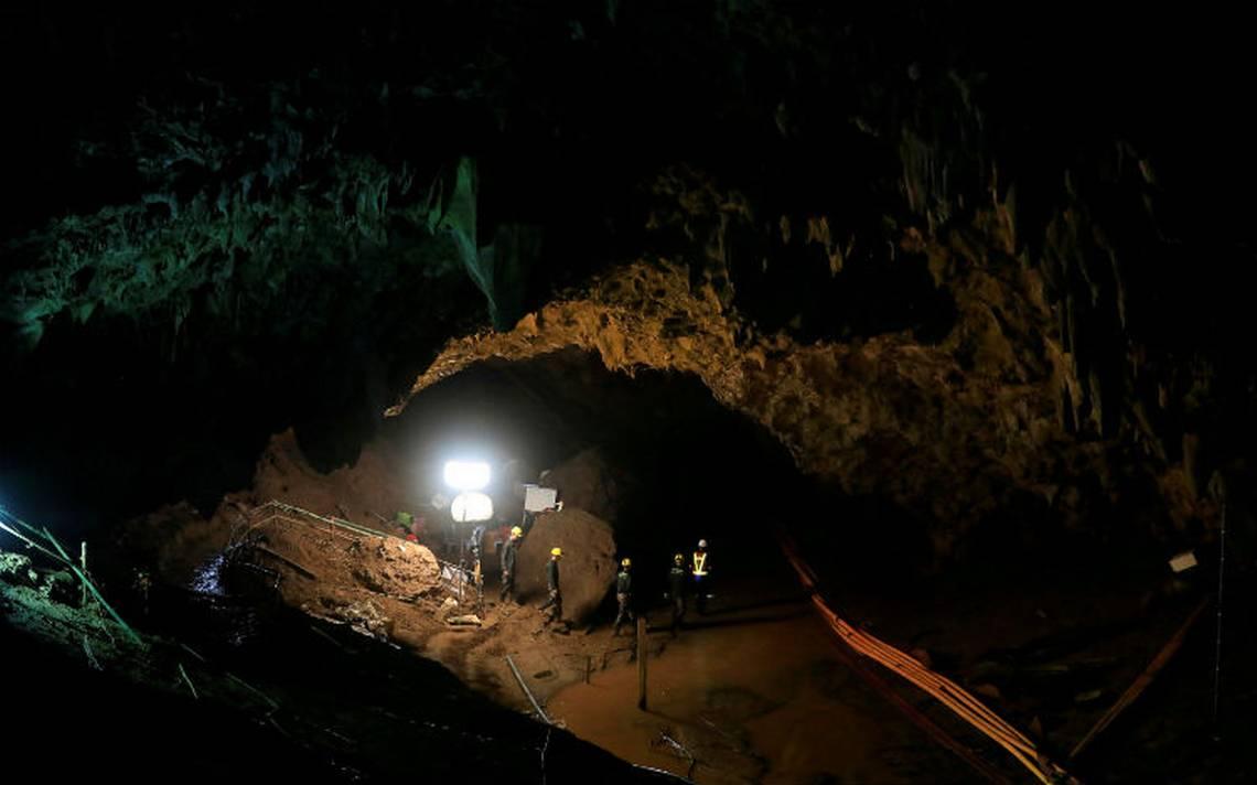 Cuevas en Tailandia se convertirán en museo para mostrar el histórico rescate de los niños