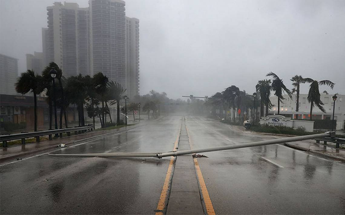 Trump declara estado de catástrofe natural para Florida tras golpe de Irma