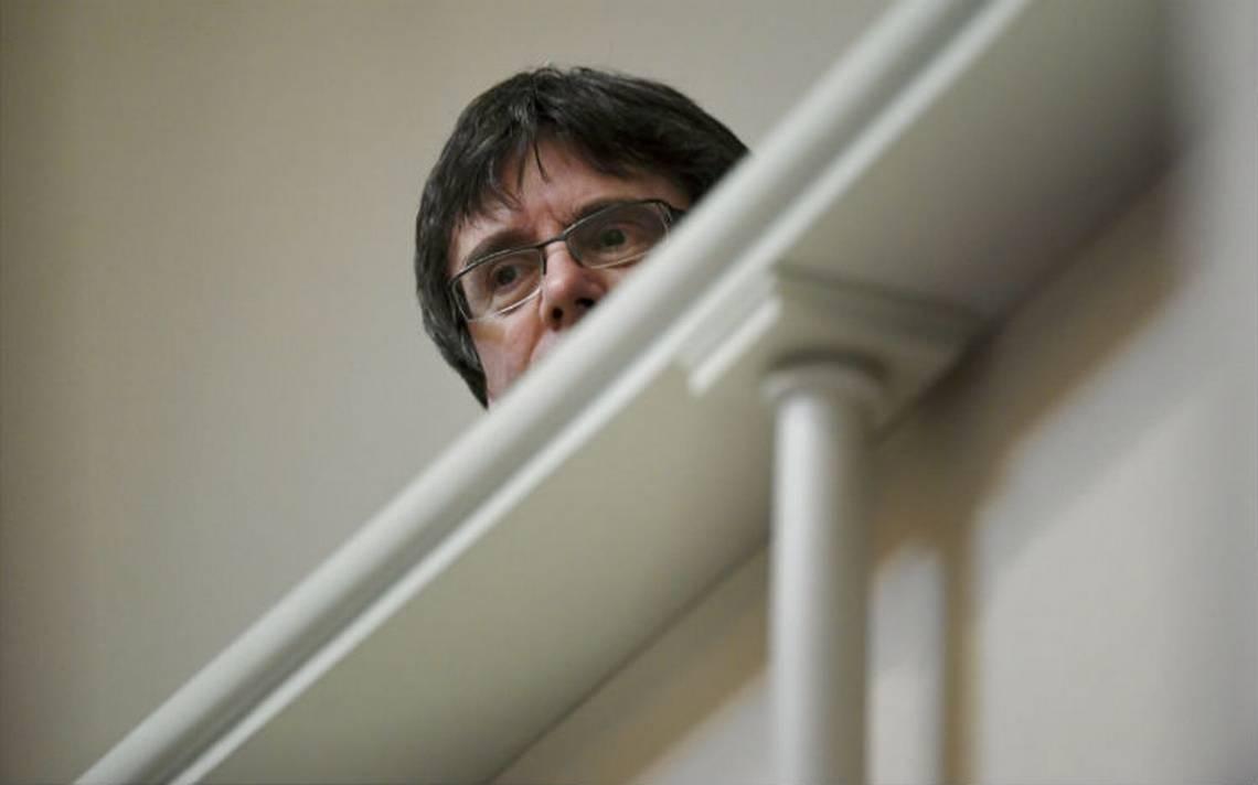 Policía alemana detiene al expresidente de Cataluña, Carles Puigdemont