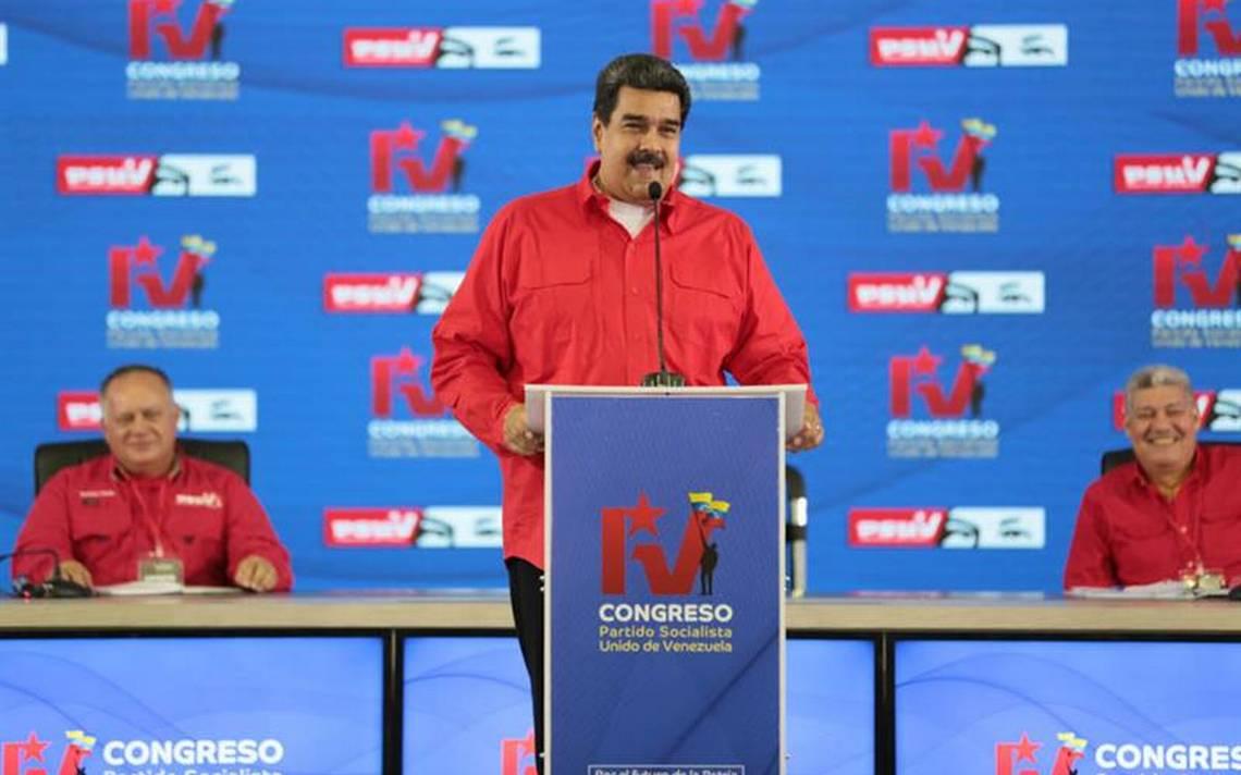 Mientras ratificaban a Maduro como presidente de Venezuela… se va la luz