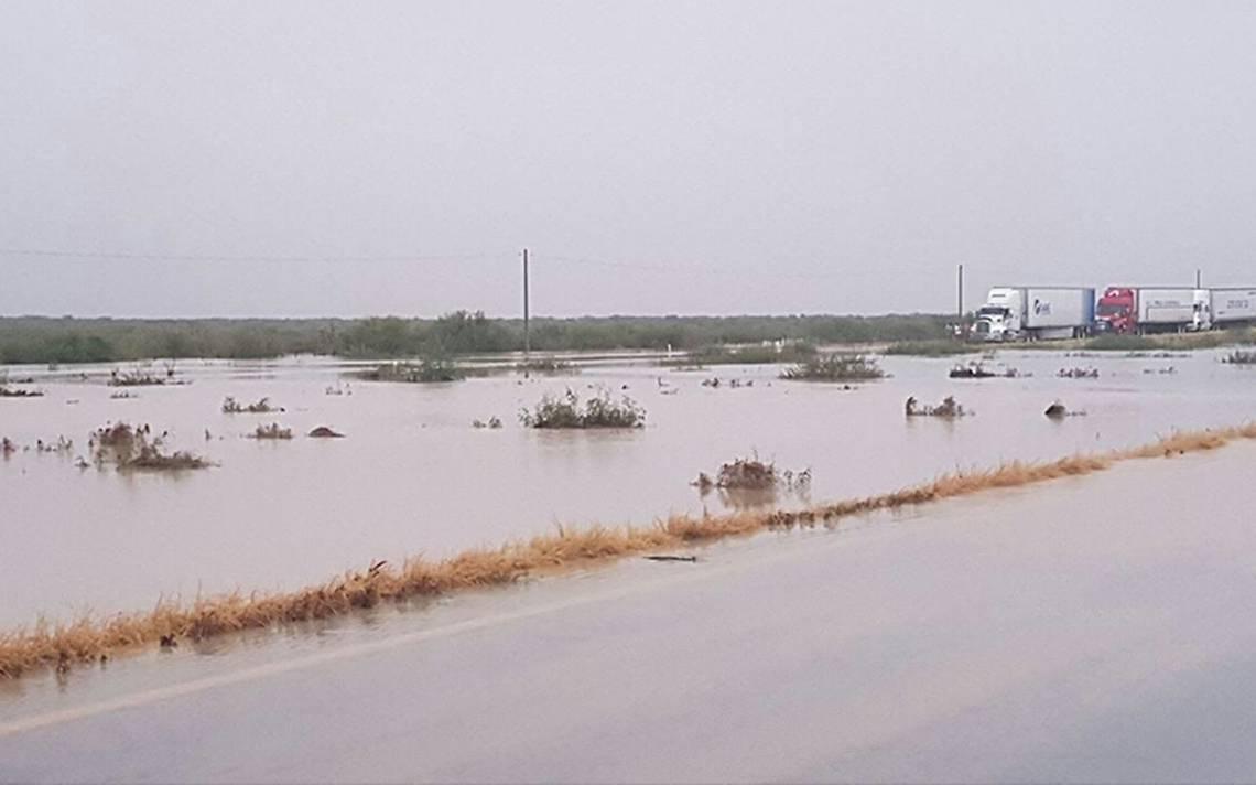 Autoridades piden extremar precauciones tras crecida de río Salado