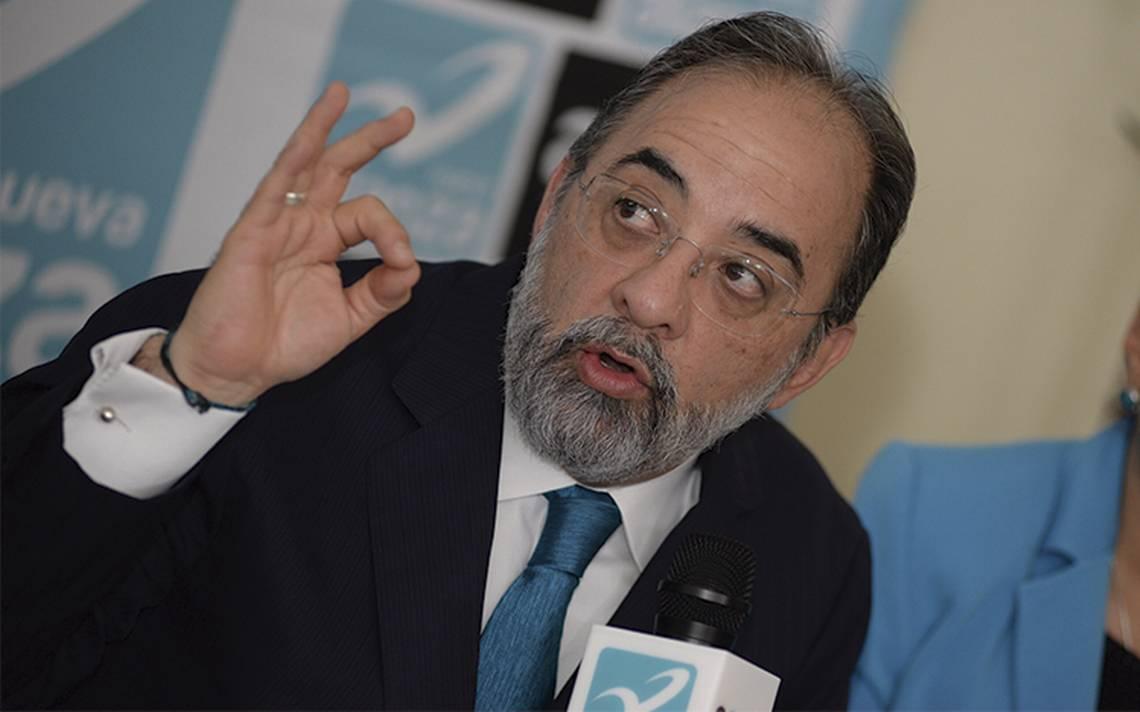 Prorrogan dirigencia de Luis Castro en Nueva Alianza