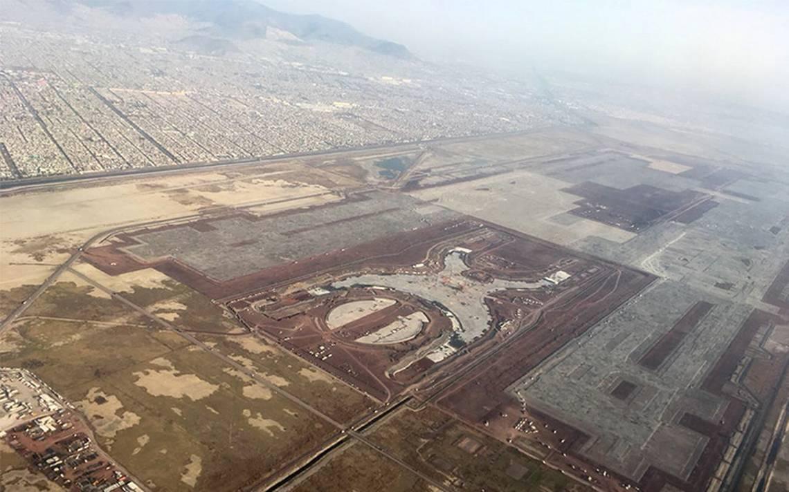 Nuevo aeropuerto de MA�xico, viable y con altos estA?ndares de transparencia: The Wall Street Journal