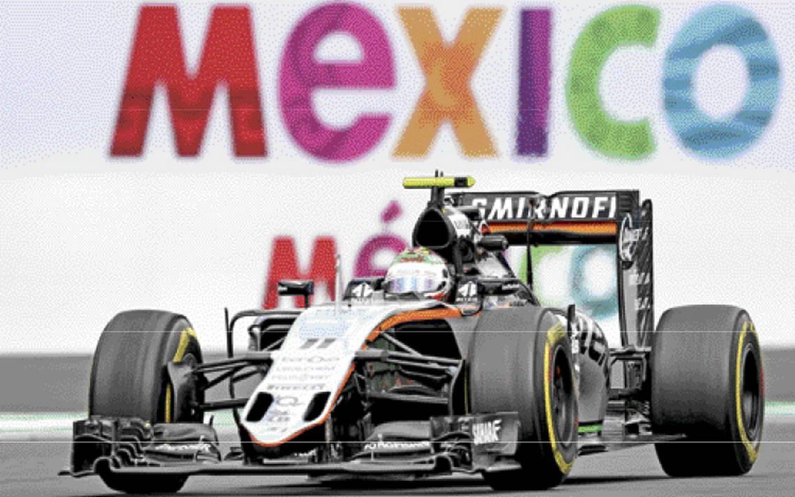 Inicia la cuenta regresiva para GP de México