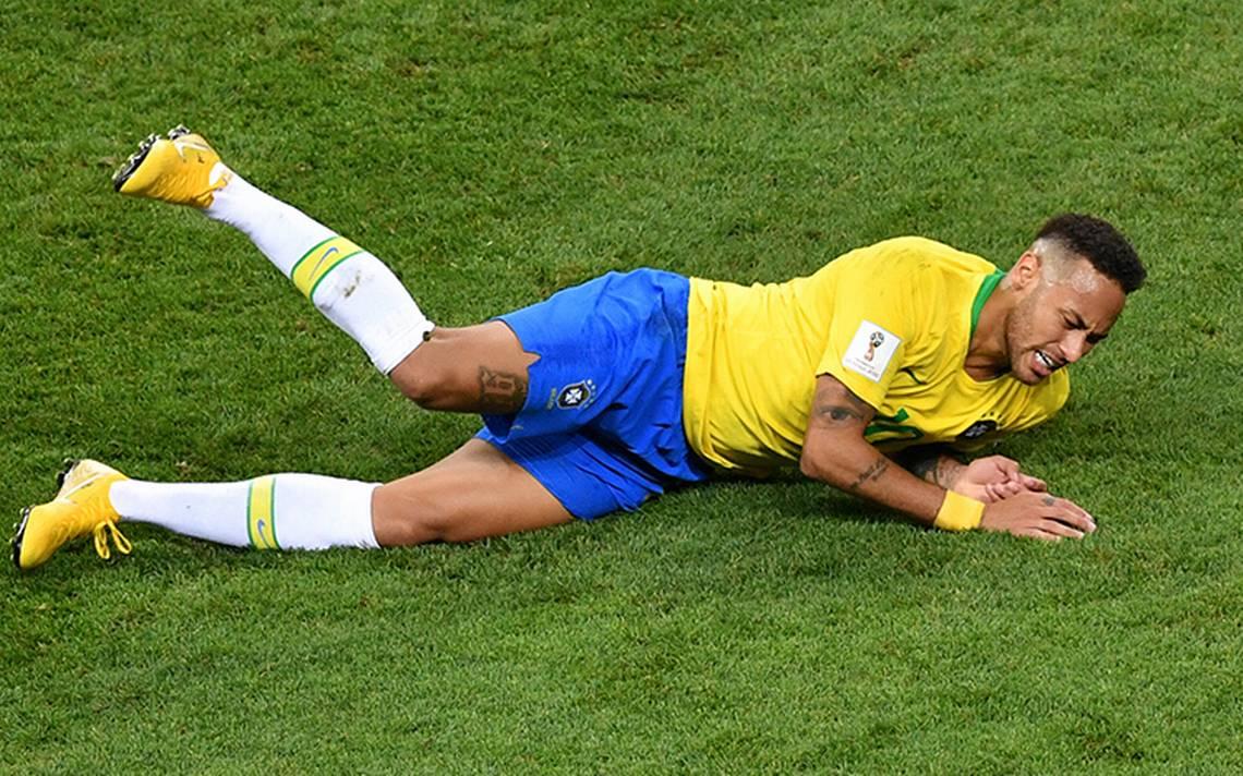 ¡Épico! Hasta la Cruz Roja mexicana trollea a Neymar por sus dramas
