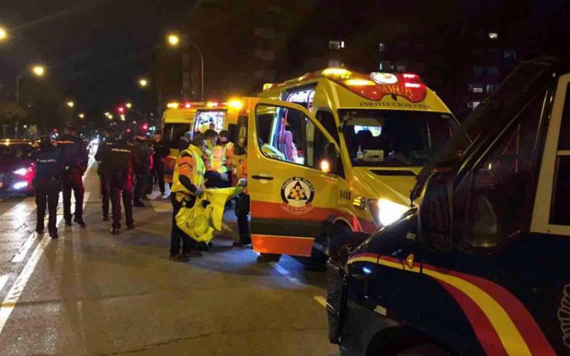 Policía española arresta a ultra del Atlético por apuñalar a un joven