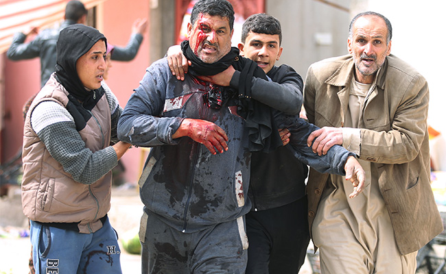 Al menos 31 muertos en un ataque suicida en Irak