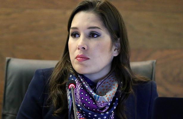 Ximena Puente retiró candidatura  por la Fiscalía Anticorrupción