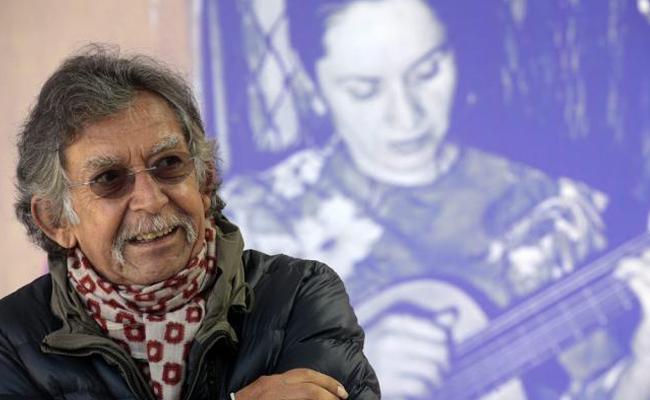 Muere el músico Ángel Parra, hijo de la cantautora Violeta Parra