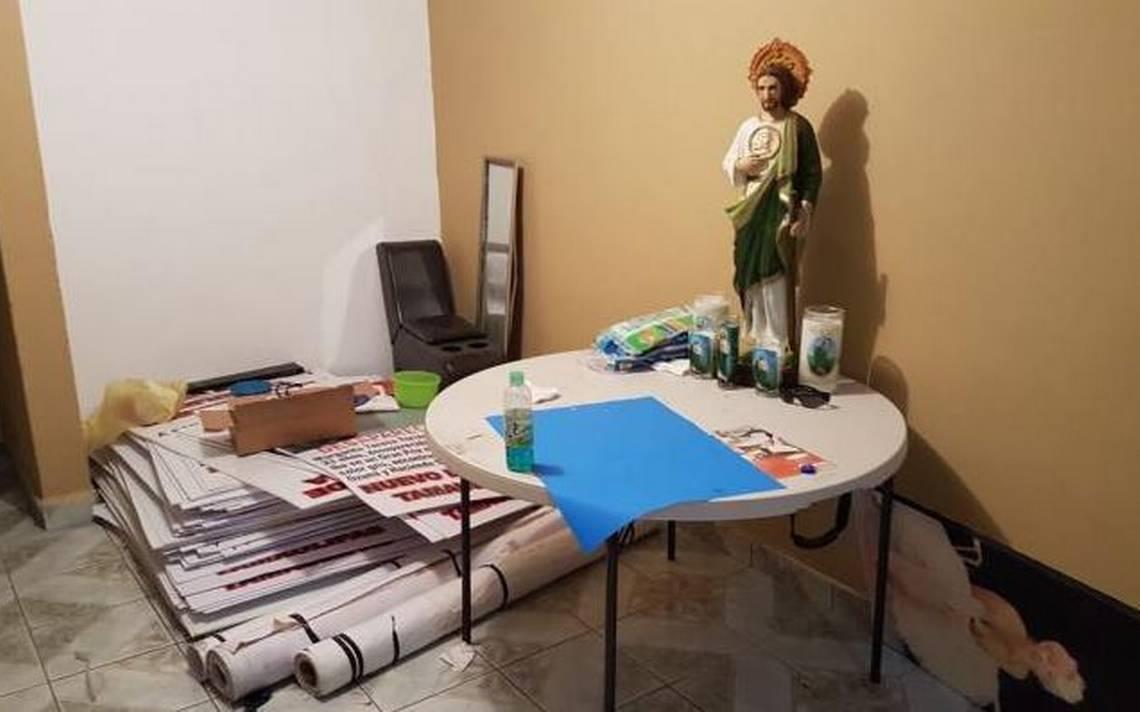 CNDH investiga pancartas vinculadas a desaparecidos de Tamaulipas