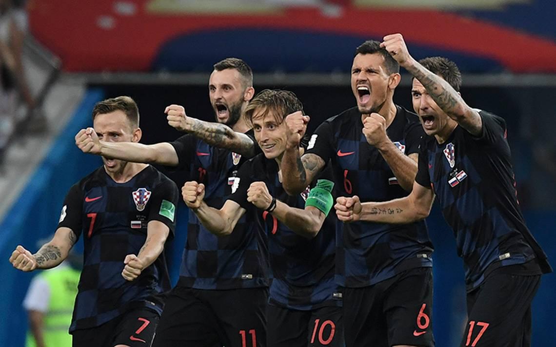 ¡Adiós al anfitrión! Croacia vence a Rusia y jugará ante Inglaterra en semifinales