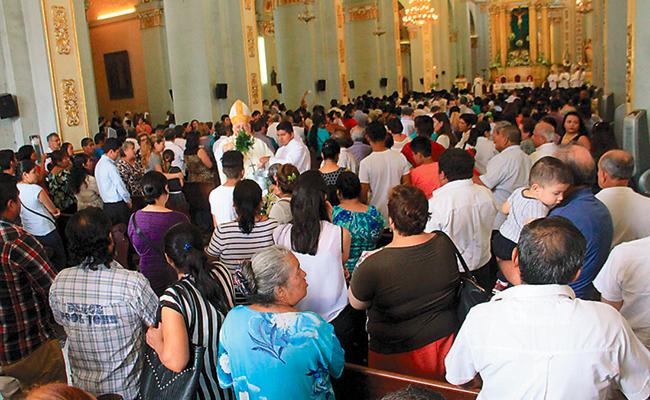 Se orará en la Diócesis de Córdoba por  la justicia, seguridad y paz en Veracruz