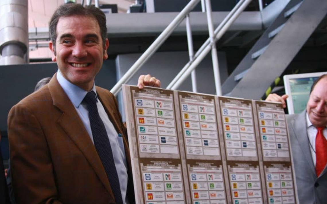 Comienza impresión de 93.9 millones de boletas para la elección presidencial