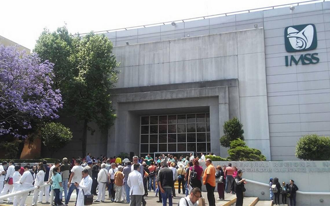 Hospital Gabriel Mancera funciona con normalidad tras fuerte olor a gas