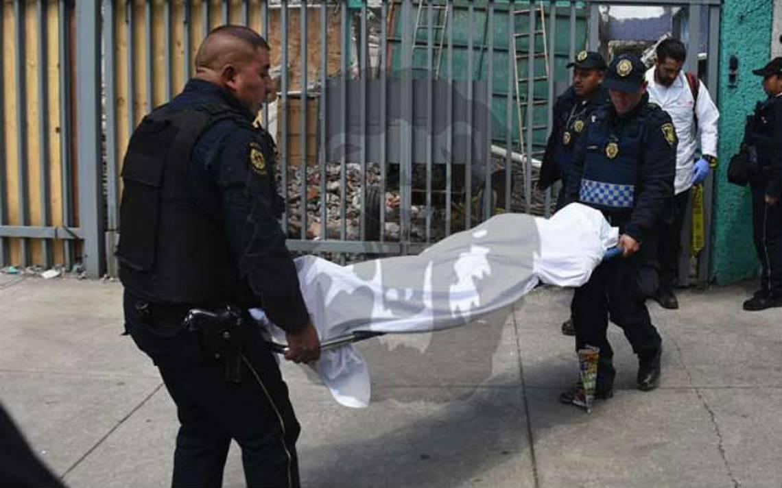Muere trabajador de contrucciA?n aplastado por una barda en CoyoacA?n
