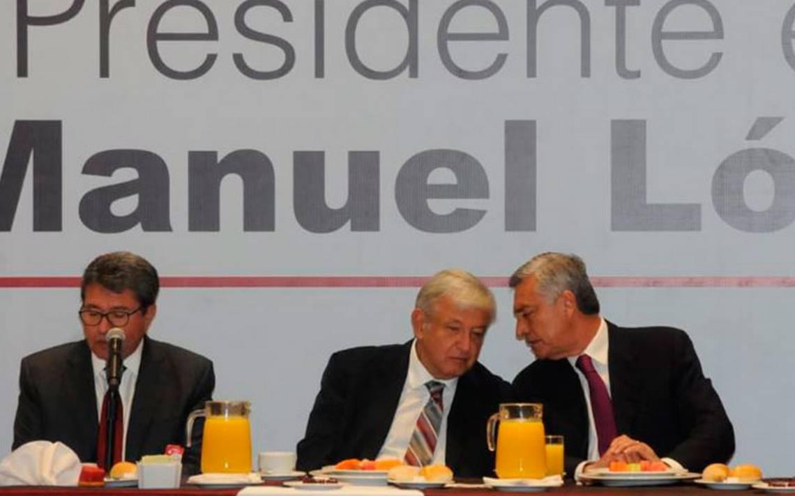 Legisladores de Morena proponen recorte de mil 500 mdp al Senado