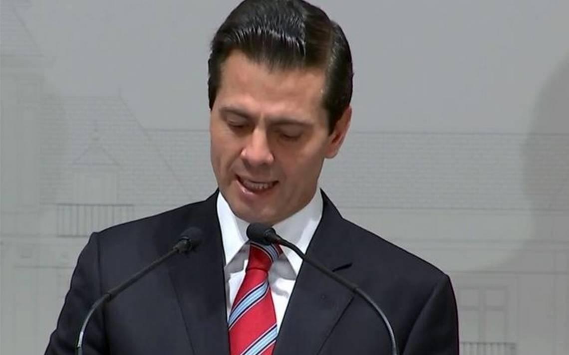 PeA�a Nieto destaca compromiso de MA�xico y EspaA�a para promover la cultura