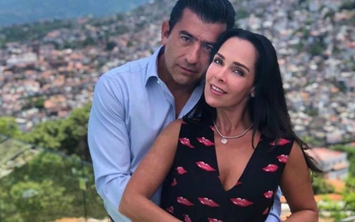 Sharis Cid habla por primera vez sobre la muerte de su esposo