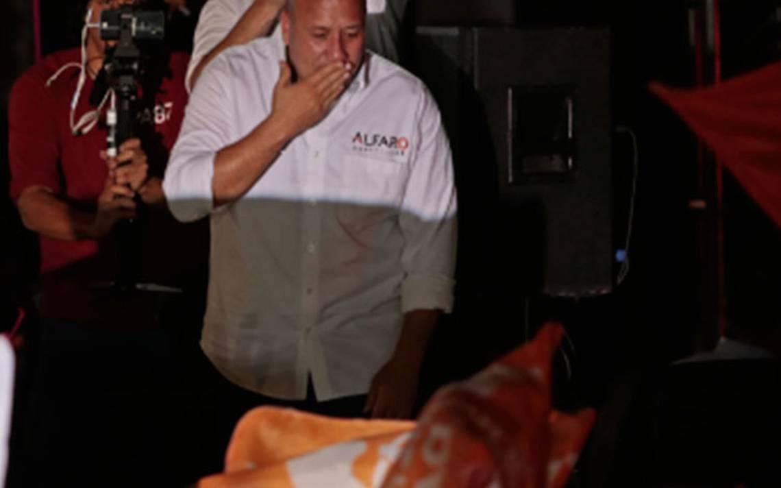 Jalisco hizo valer su voz en elecciones: Enrique Alfaro