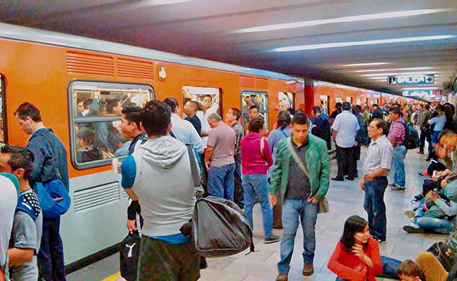 Metro: desde el cielo prometido al infierno de todos los días