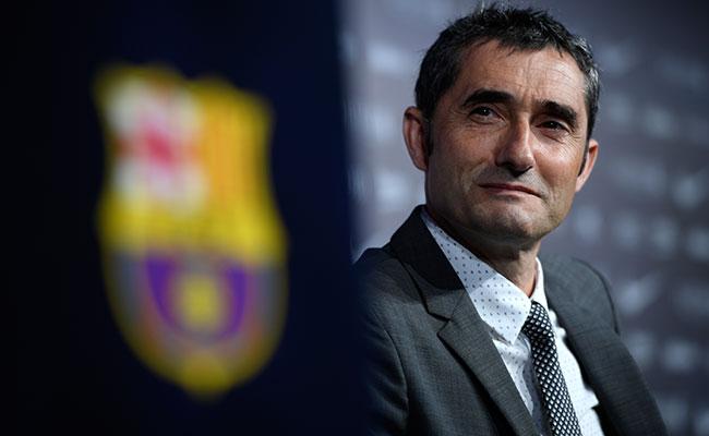 Ernesto Valverde dará vuelco al estilo del Barça
