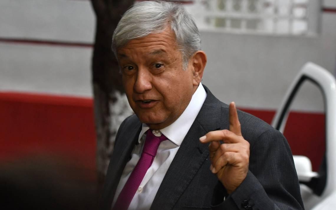 López Obrador definirá la terna para elegir al Fiscal General