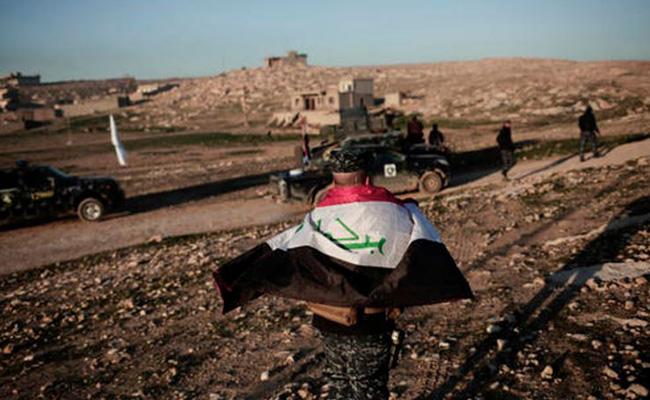 Se acerca el fin del Estado Islámico en Irak