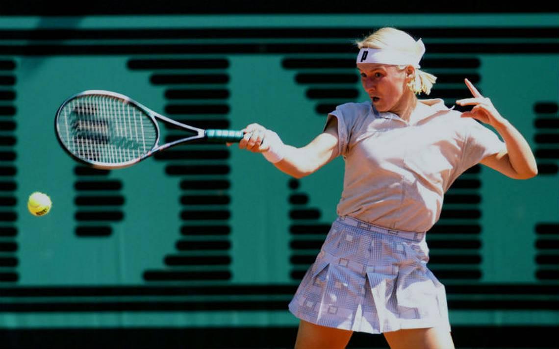 Fallece tenista checa Jana Novotna, campeona de Wimbledon en 1998