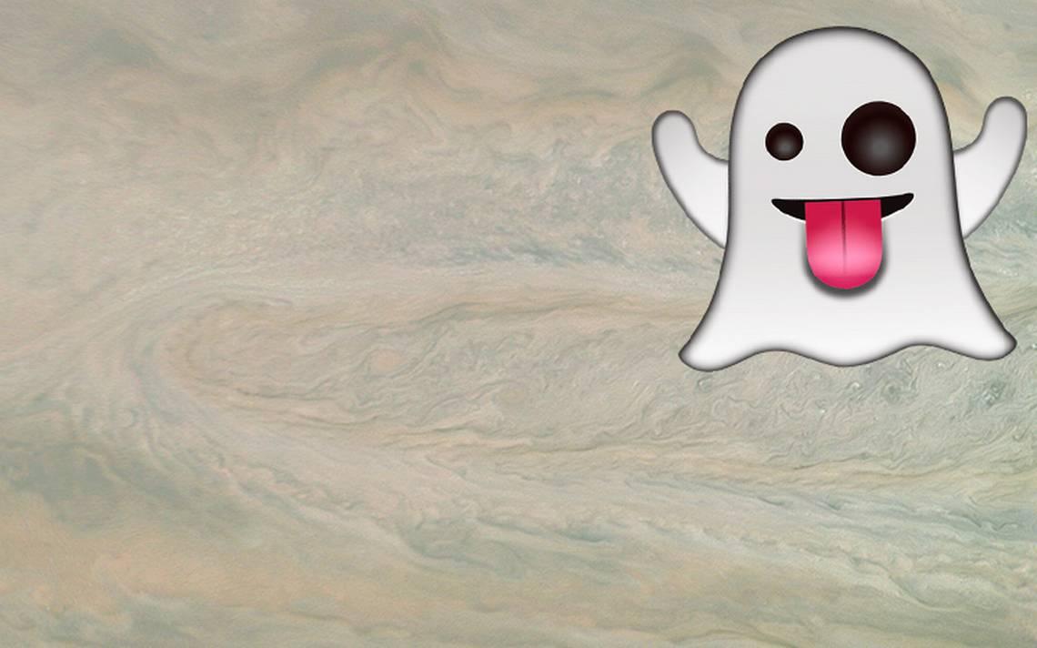 NASA-Juno revela video de Júpiter donde se ve ¿un fantasma?