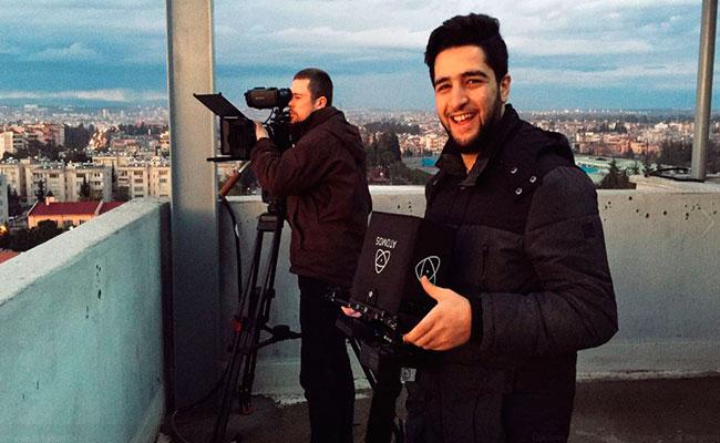 EU prohíbe entrada a sirio nominado al Oscar por portar pasaporte falso