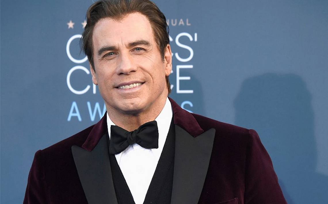 John Travolta ofrecerA? clase magistral en Cannes