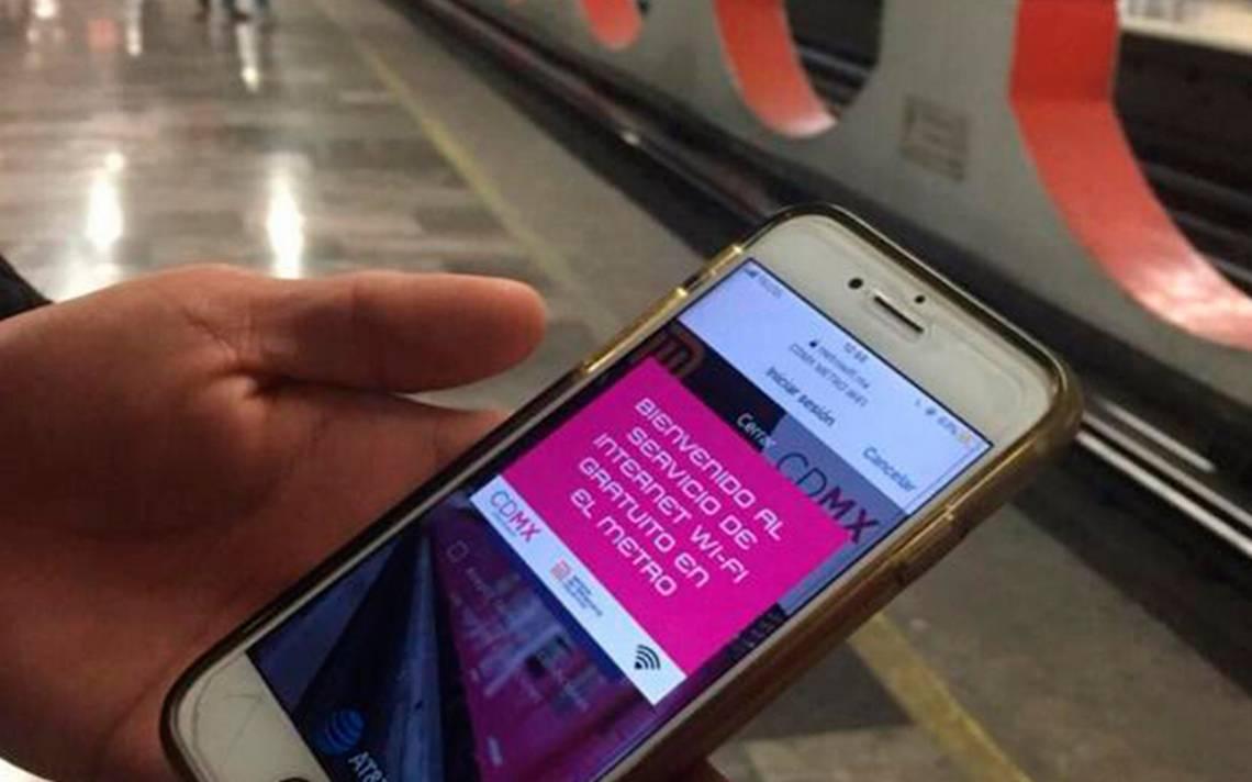 Si uso el Wi-Fi de la Línea 7 del Metro ¿mis datos están protegidos?