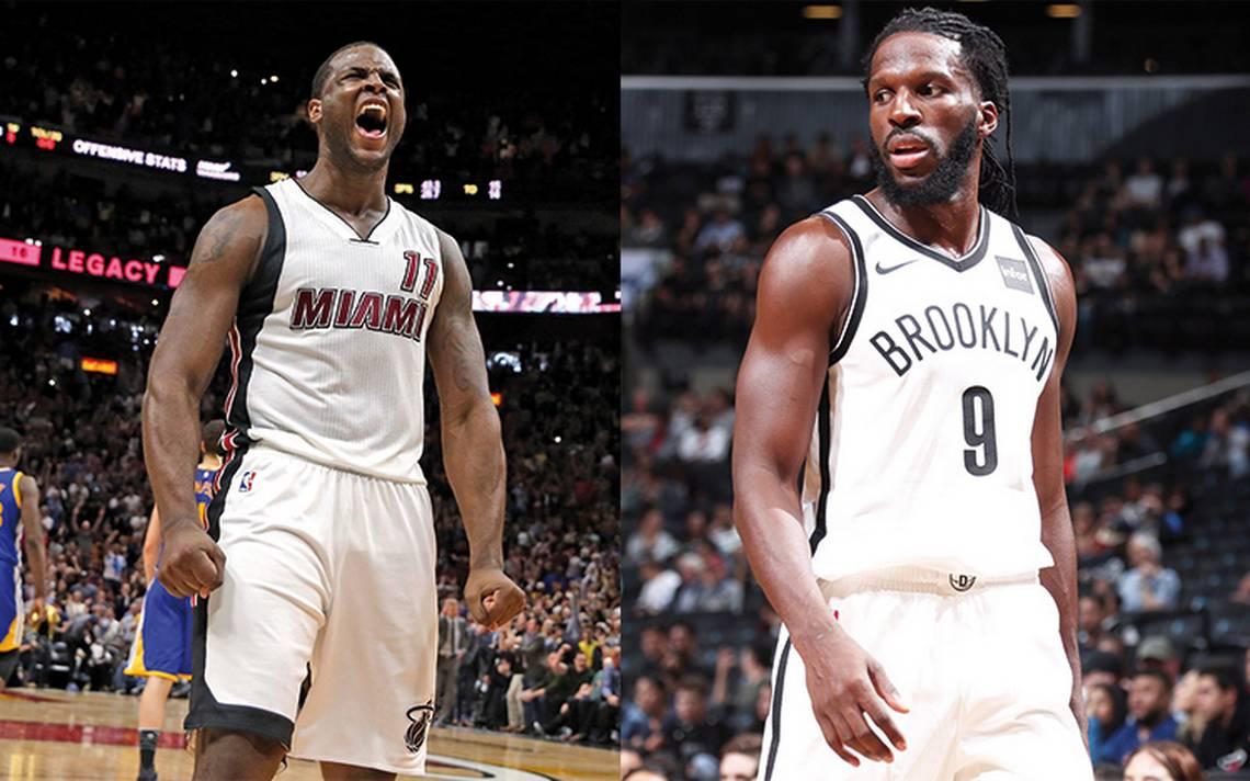 Esta noche en la CDMX, Heat de Miami contra los Nets de Brooklyn
