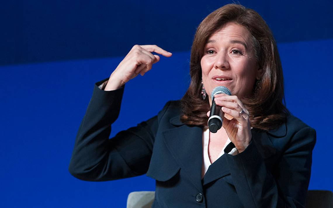 Margarita Zavala advierte que la división de poderes en Mexico está en peligro