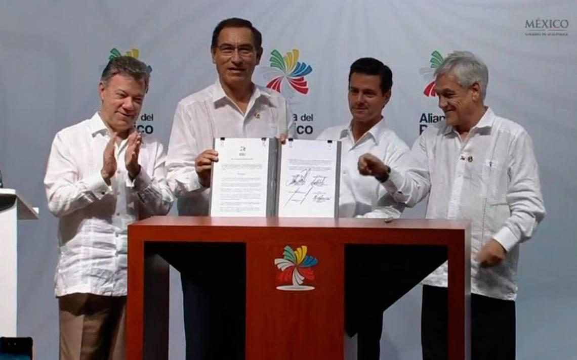 Alianza del Pacífico reafirma compromiso de libre comercio: se creará la Red de Desarrollo Empresarial