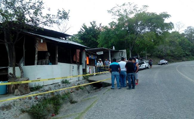 Sigue ola de violencia en Oaxaca