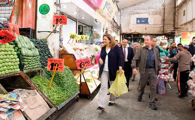 Acusan de actos anticipados de campaña a Margarita Zavala