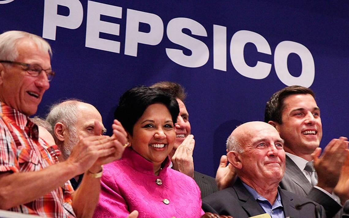 Tras 12 años, Indra Nooyi deja la presidencia ejecutiva de Pepsi