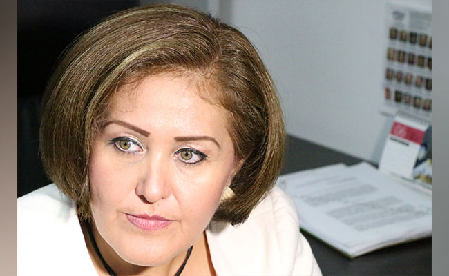 Eva Cadena afirma que no hay elementos legales para aprehenderla