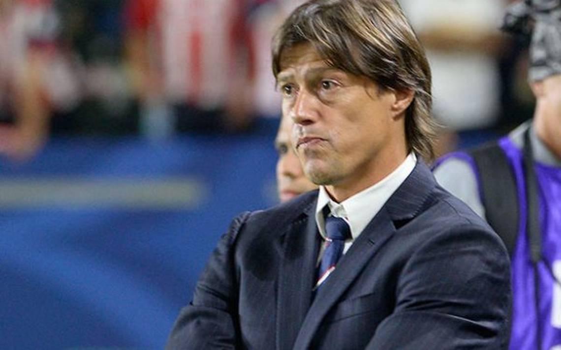 Pelado Almeyda se va de Chivas; ya se despidió de sus jugadores