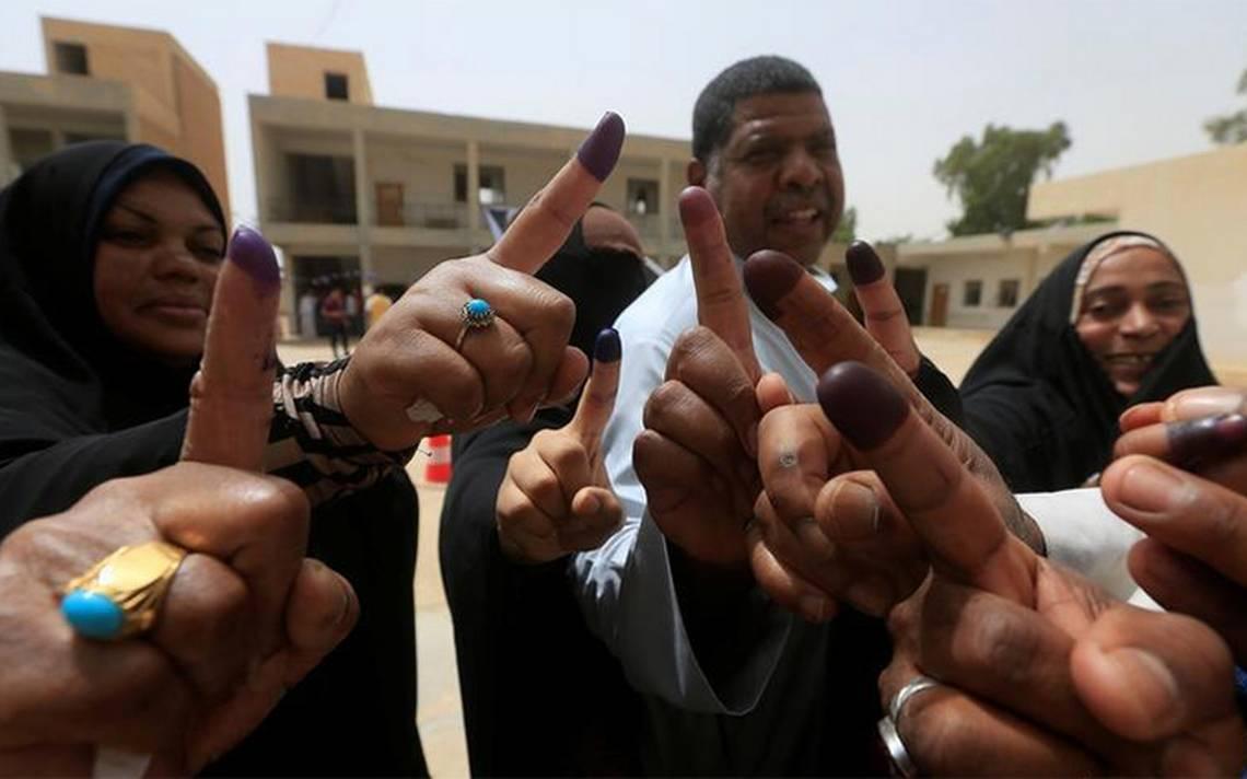 Iraquíes votan en primeras elecciones tras derrota del Estado Islámico